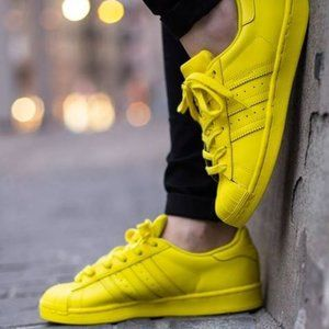 ADIDAS x PHARELL WILLIAMS Supercolor Sneakers